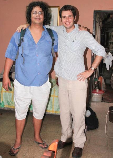 Roberto and Matt